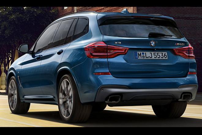 BMW X3 đời mới ra mắt, trang bị công nghệ lái bán tự động - Hình 2