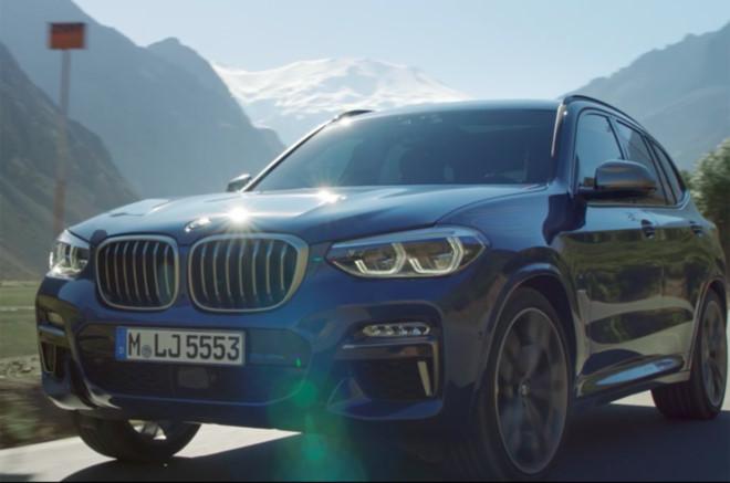 BMW X3 đời mới ra mắt, trang bị công nghệ lái bán tự động - Hình 1
