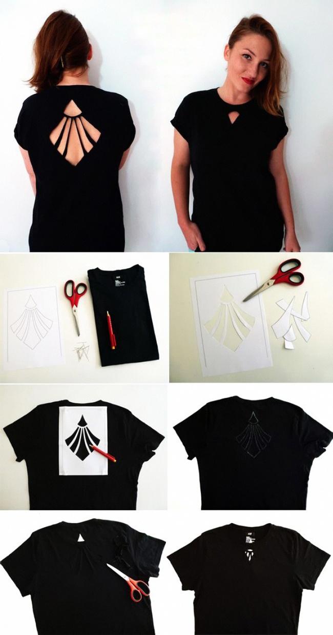 Những cách trang trí trang phục hay phụ kiện handmade cực kì sáng tạo