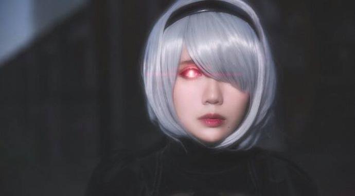 Tuyển tập cosplay cực chất lượng về 9S và 2B trong Nier: Automata