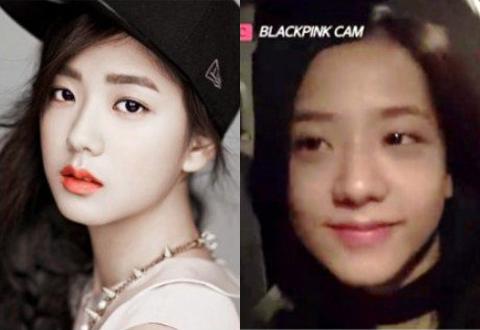 So mặt mộc của 11 visual nữ đình đám nhất Kpop hiện nay