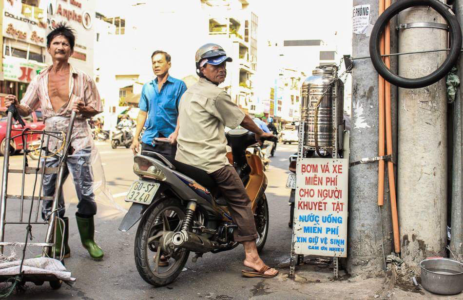 Những con hẻm thú vị làm nên vẻ đẹp Sài Gòn
