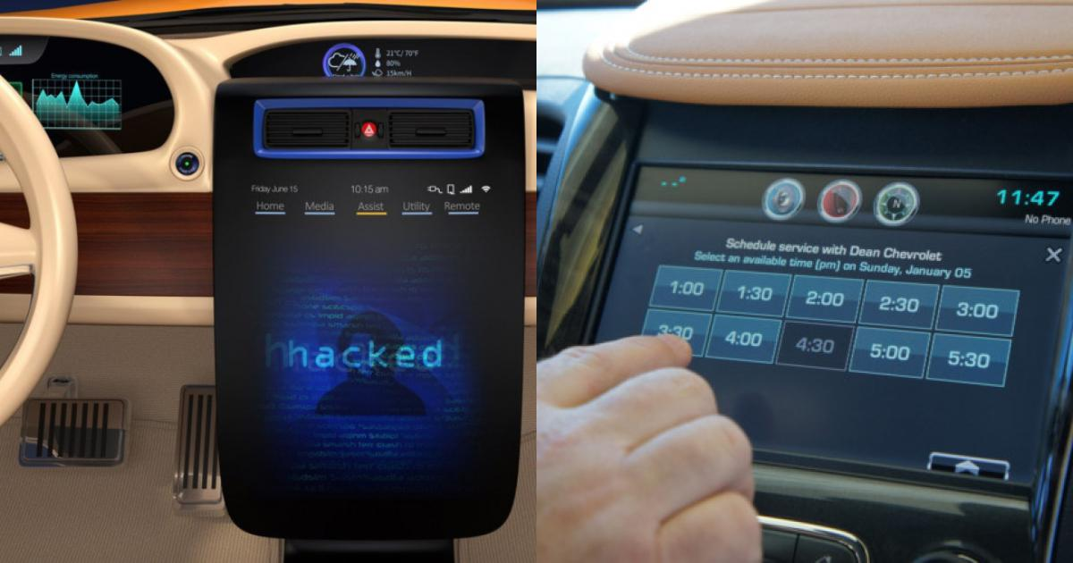 Phần mềm bảo vệ hàng triệu chiếc xe hơi khỏi tin tặc