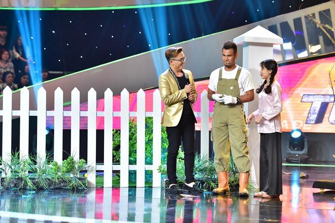 Vừa mổ khối u, Phan Thanh Bình lại khiến khán giả rơi nước mắt