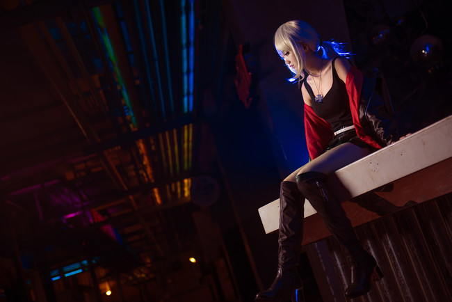 Cùng ngắm cosplay Black Saber cực chất trong Fate/Grand Order