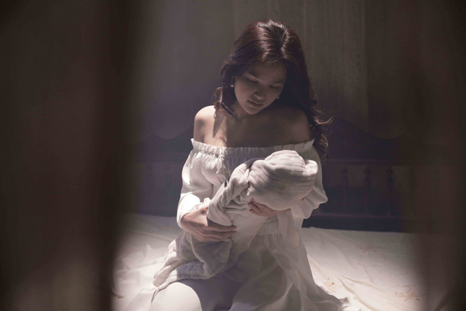 Thánh nữ Ghiền Mì Gõ kể chuyện đóng cảnh yêu trong nhà hoang