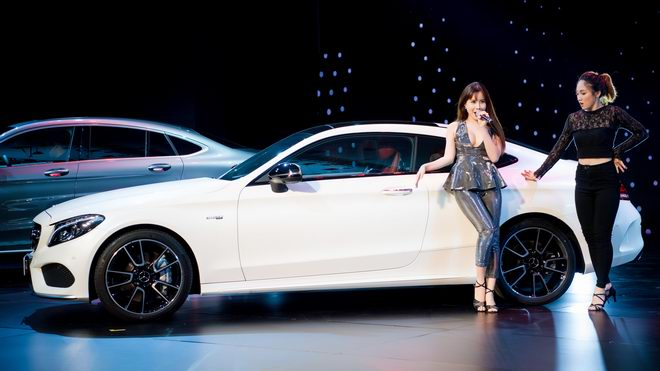 Cận cảnh Mercedes-AMG C43 Coupe giá 4,2 tỷ đồng - Hình 2