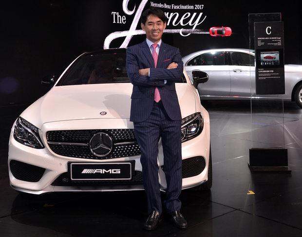 Cận cảnh Mercedes-AMG C43 Coupe giá 4,2 tỷ đồng - Hình 1