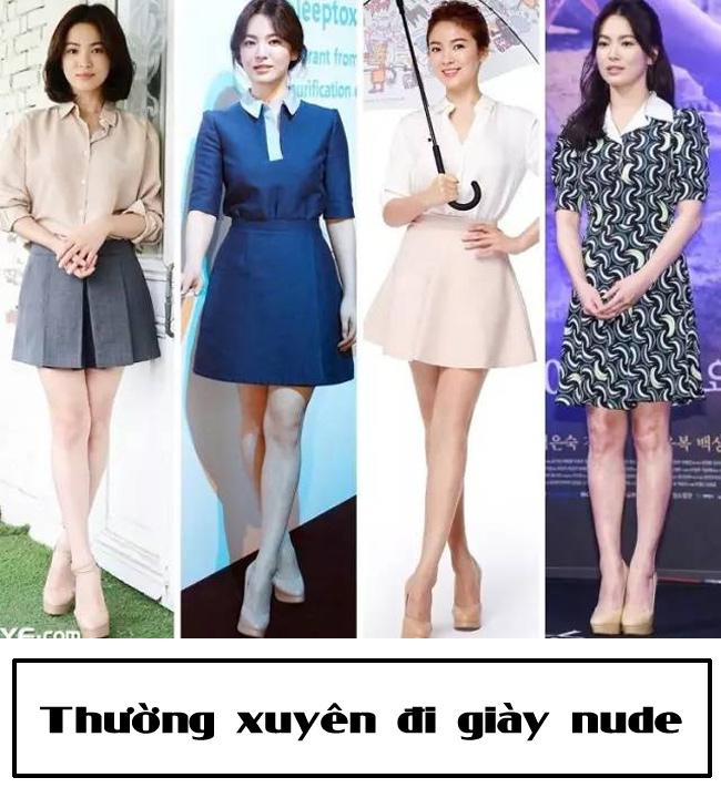 5 tips thời trang khôn ngoan giúp Song Hye Kyo cao 1m60 nhưng chân vẫn dài miên man