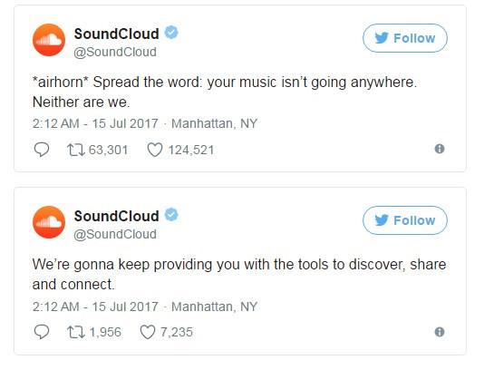 Ca sĩ Chance The Rapper vừa cứu SoundCloud?