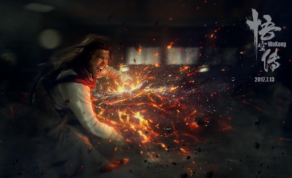 'Ngộ Không kỳ truyện': Câu chuyện ngôn tình của Mỹ Hầu Vương