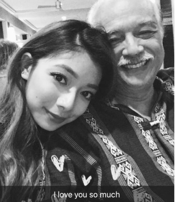 Con gái rượu xinh xắn, giỏi võ của sư phụ cao thủ Vịnh Xuân Flores