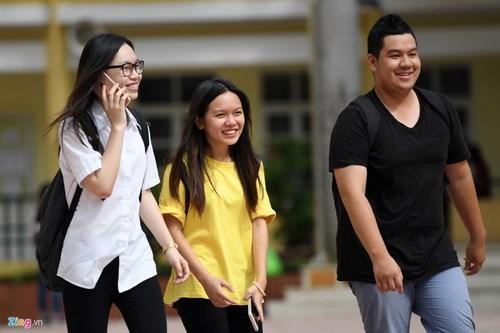 Trường đại học Ngoại thương công bố danh sách thí sinh trúng tuyển đại học