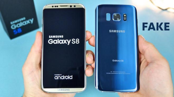 Hơn cả iPhone, smartphone Samsung bị làm nhái nhiều nhất ở TQ