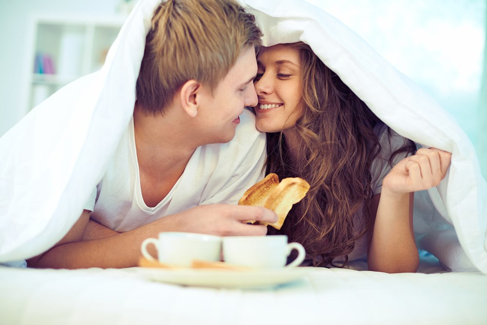 Nàng hãy chăm yêu chàng vào buổi sáng nhiều hơn vì những lợi ích dưới đây