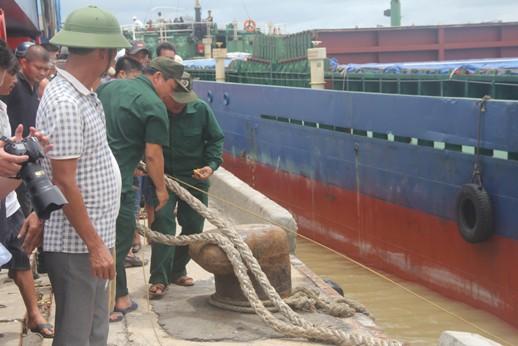 1 thuyền viên đã tử vong trong vụ chìm tàu 4.000 tấn tại Hòn Ngư