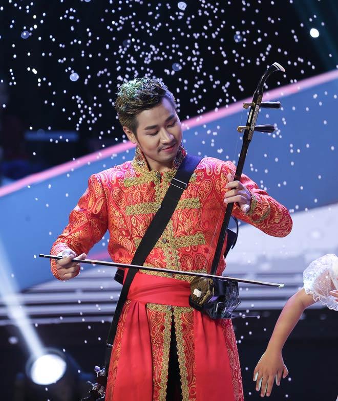 Nguyên Khang giành quán quân Sinh ra để tỏa sáng với giải thưởng 300 triệu
