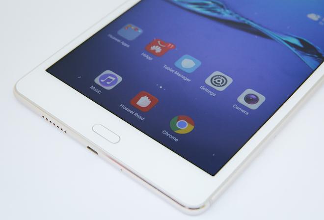 Huawei trình làng bộ đôi máy tính bảng MediaPad M3 và T3-8