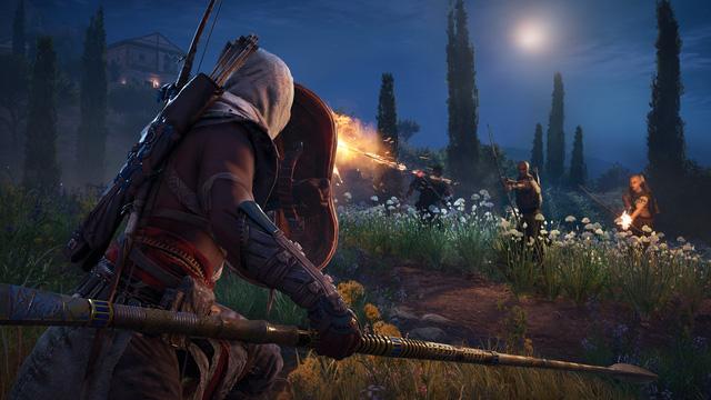"""Chưa ra mắt, Assassins Creed Origins đã phải đối mặt với """"dự đoán buồn"""""""