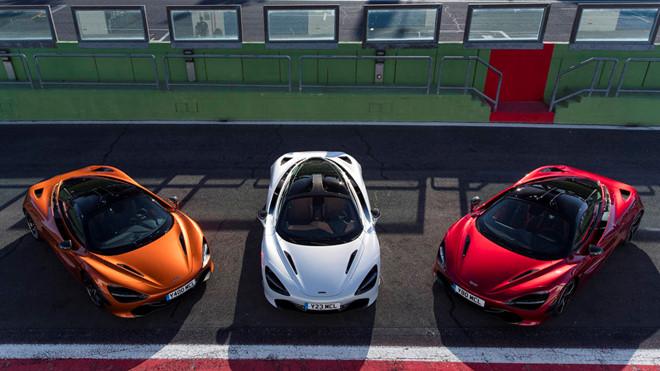 Siêu xe McLaren P15 sẽ được bán vào năm 2019 - Hình 2