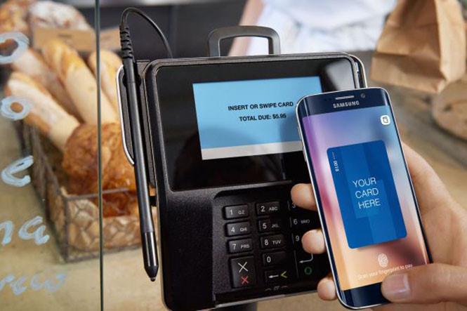 Samsung Pay mở rộng tầm hoạt động