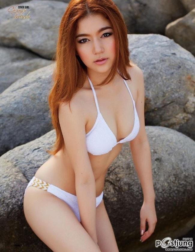 4 mỹ nữ nõn nà, hấp dẫn nhất Thái Lan khiến mày râu lạc lối