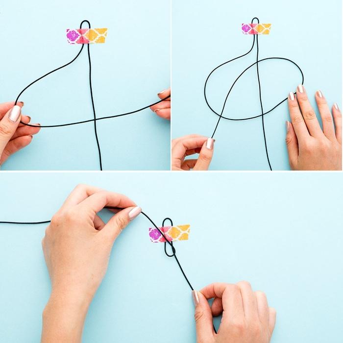 3 bước đơn giản để có một chiếc vòng choker thời thượng