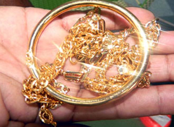 Nghi án trộm trả lại gần 1 lượng vàng cho khổ chủ - Hình 1