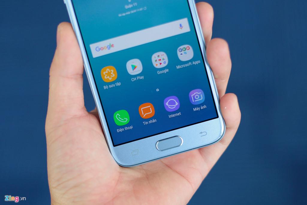 Ảnh Samsung Galaxy J3 Pro giá 4,5 triệu vừa lên kệ