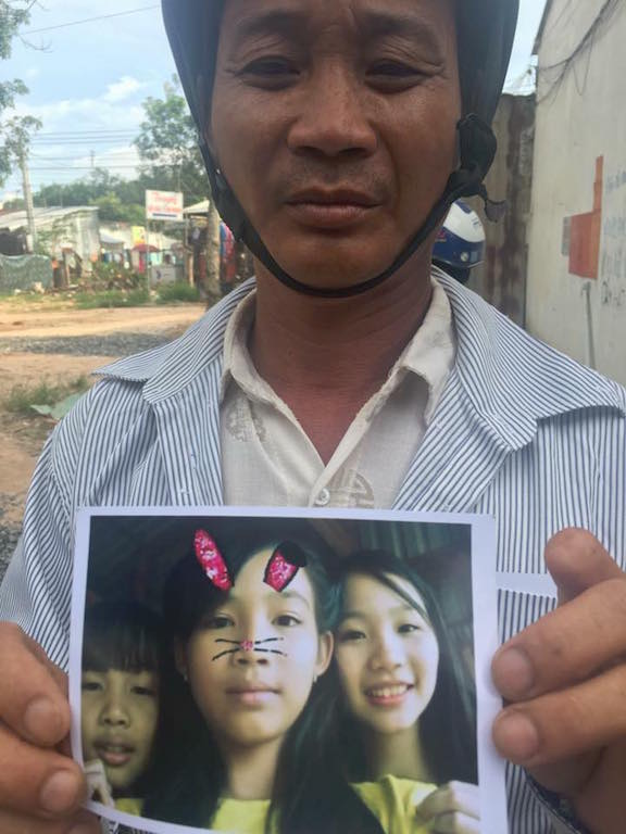 3 nữ sinh mất tích bí ẩn