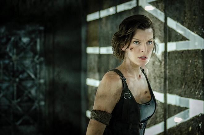 Minh tinh 'Resident Evil' tham gia phiên bản mới của 'Hellboy'
