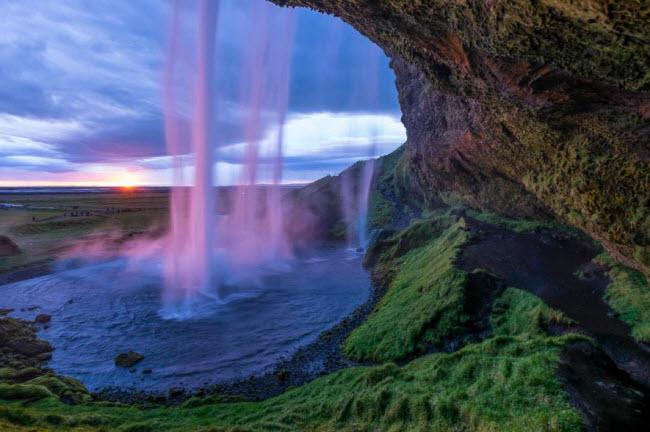 Ngắm phong cảnh thiên nhiên đẹp mê hồn khắp thế giới