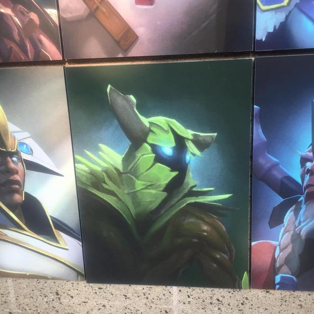 Phát hiện thú vị của game thủ Việt: Lộ diện hình ảnh hero mới của DOTA 2, chắc chắn ai cũng phải bất ngờ