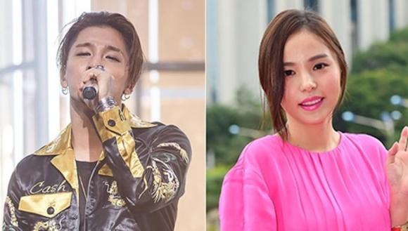 Rộ tin đồn Taeyang (Big Bang) và Min Hyo Rin đã chia tay