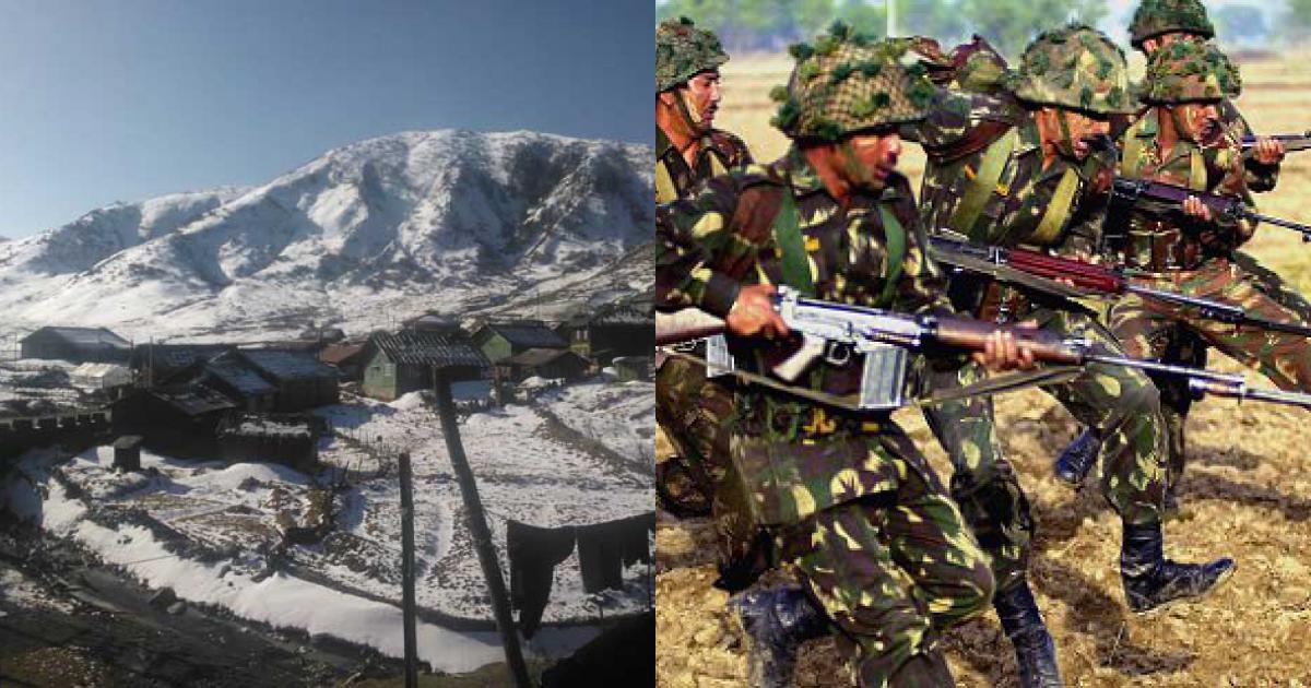 Ấn Độ rút dân, đưa hàng ngàn quân đến biên giới Trung-Ấn