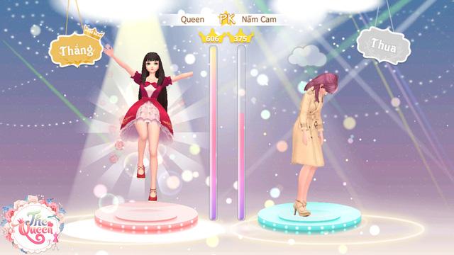 The Queen – Tựa game thời trang tương tác ảo đầu tiên tại Việt Nam chính thức ra mắt
