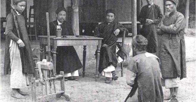 Bao Công Việt phá án và những vụ xét xử mưu mẹo trong lịch sử