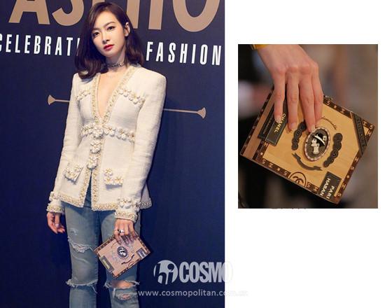 Bóc giá túi mini hàng hiệu của kiều nữ Kpop
