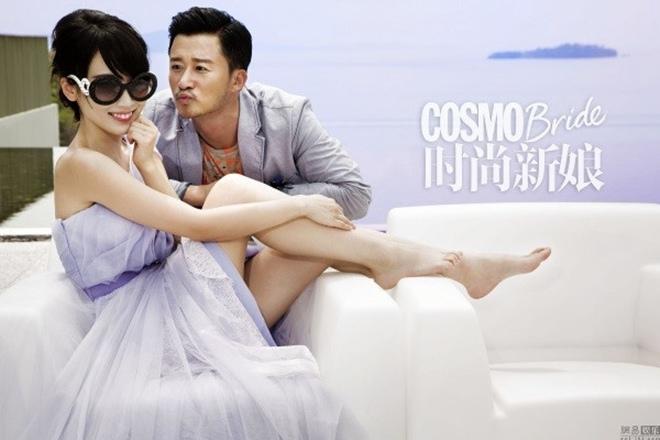 Hoa hậu Ảnh Hong Kong trả giá đắt khi bỏ Ngô Kinh chạy theo đại gia