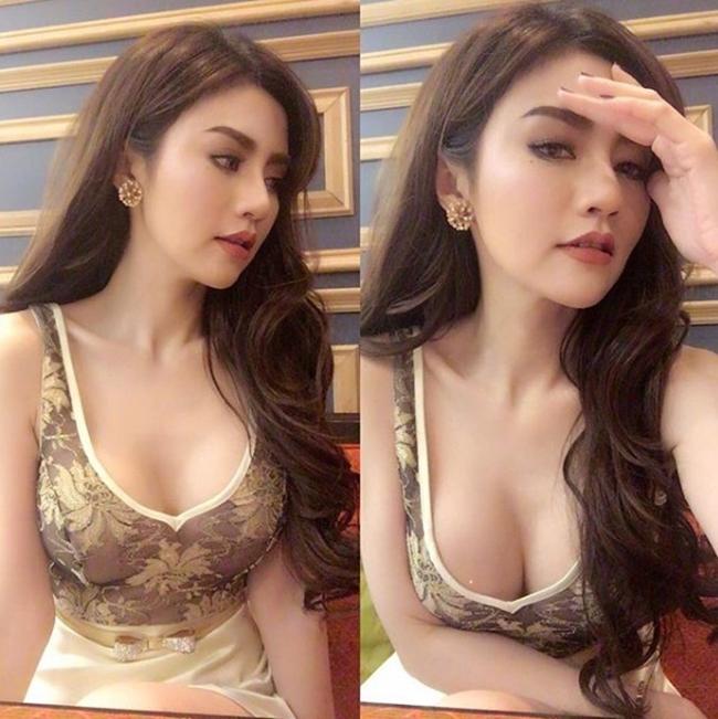 Mỹ nhân Thái nhận án phạt vì mặc thiếu vải lại tung clip gây sốt