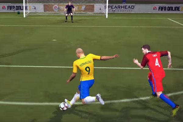 Người ngoài hành tinh thể hiện thế nào trong FIFA Online 3 Việt Nam?