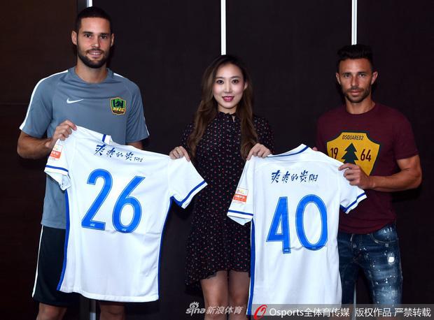 Nữ Chủ tịch đội bóng Trung Quốc được mệnh danh là sếp nữ xinh đẹp nhất thế giới