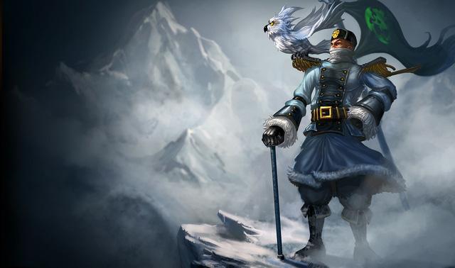 Riot tiết lộ kế hoạch làm lại Swain, sẽ lấy cảm hứng từ tướng Warcraft III
