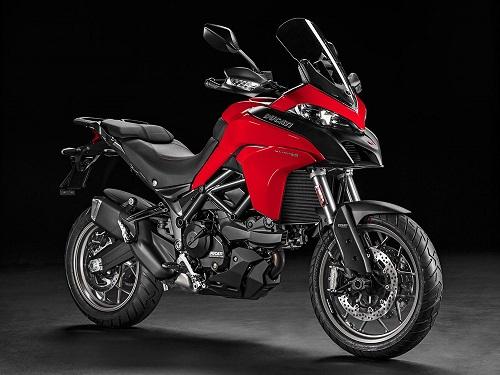 Chốt giá bán Ducati Multistrada 950 và Monster 797 2017