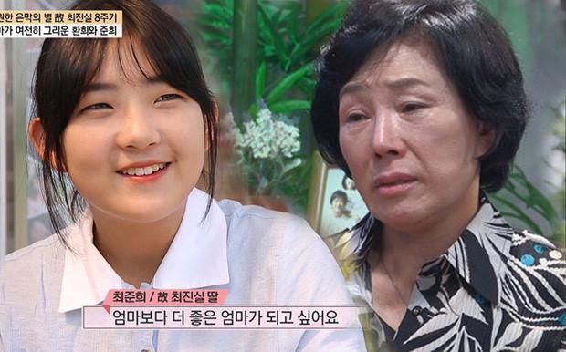 Con gái Choi Jin Sil yêu cầu tước quyền giám hộ của bà ngoại