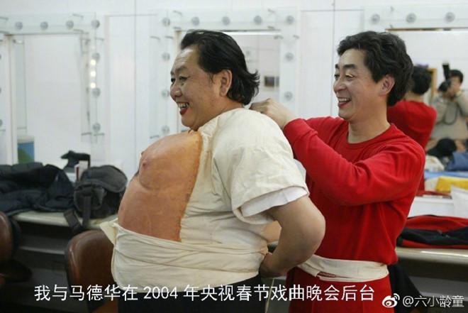 Lục Tiểu Linh Đồng mừng thọ Trư Bát Giới 72 tuổi