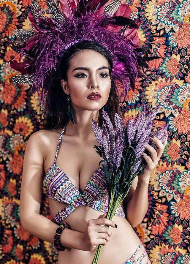 6 ngọc nữ sở hữu vòng 1 đầy đặn nhất Hoa hậu Hoàn vũ VN