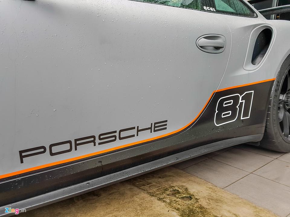 Quốc Cường Gia Lai độ Porsche 911 GT3 gợi nhớ Car Passion