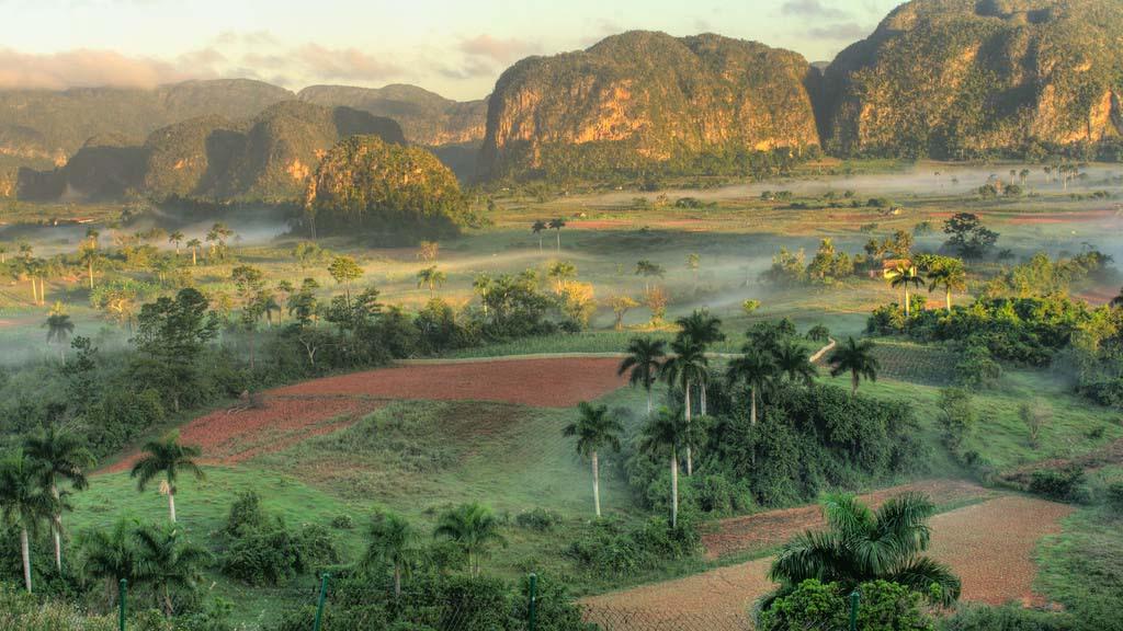 Phát hờn với vẻ đẹp 4 thung lũng quyến rũ nhất thế giới