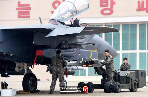 'Át chủ bài' của Hàn Quốc nếu chiến tranh với Triều Tiên